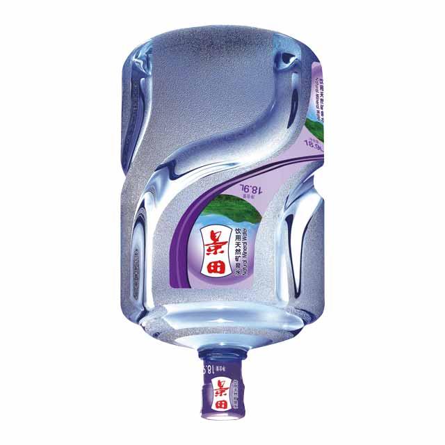 景田桶装水家庭套餐:购买10桶(20元/桶)+赠送1桶